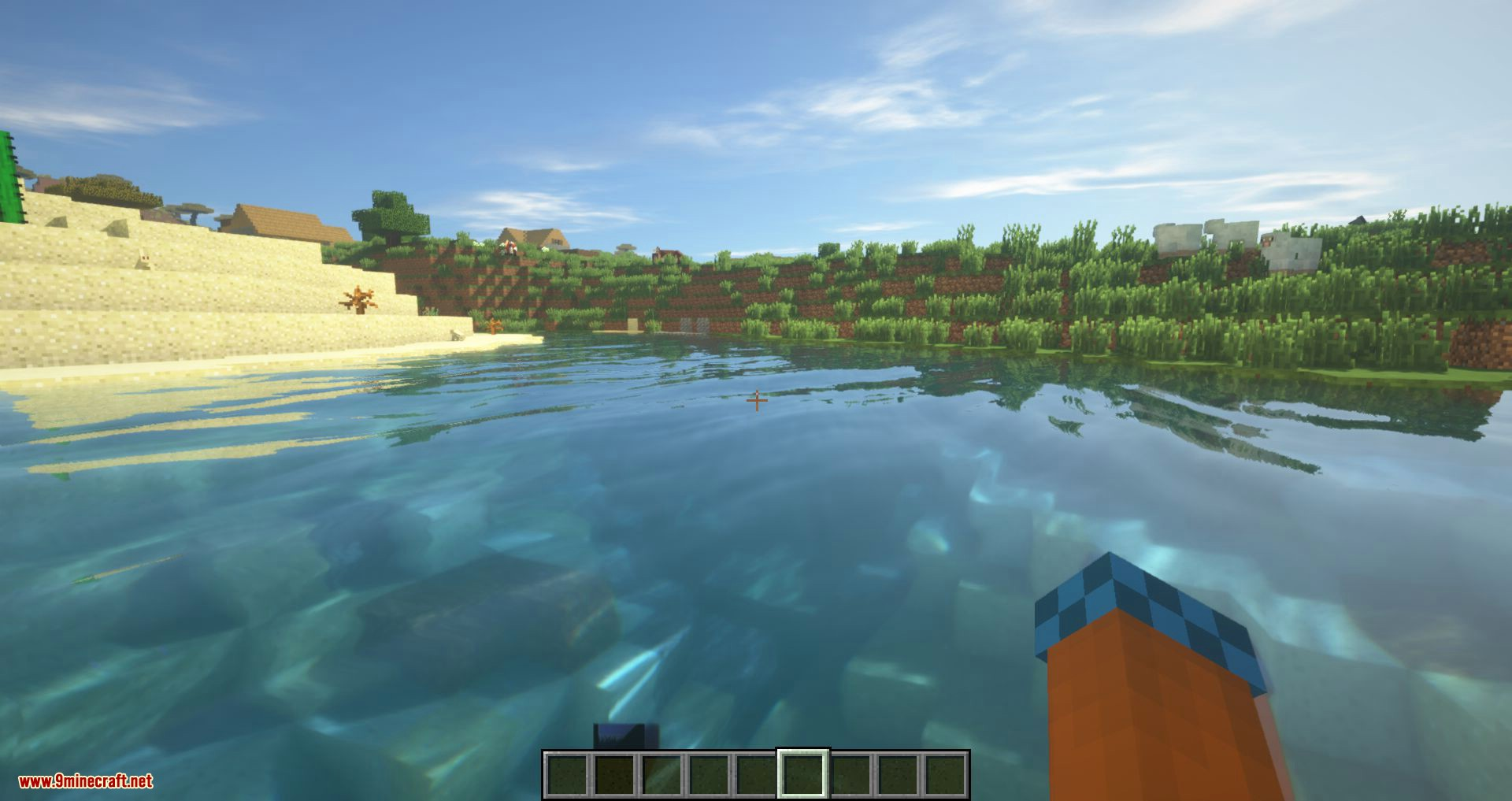 Custom FOV mod for minecraft 07
