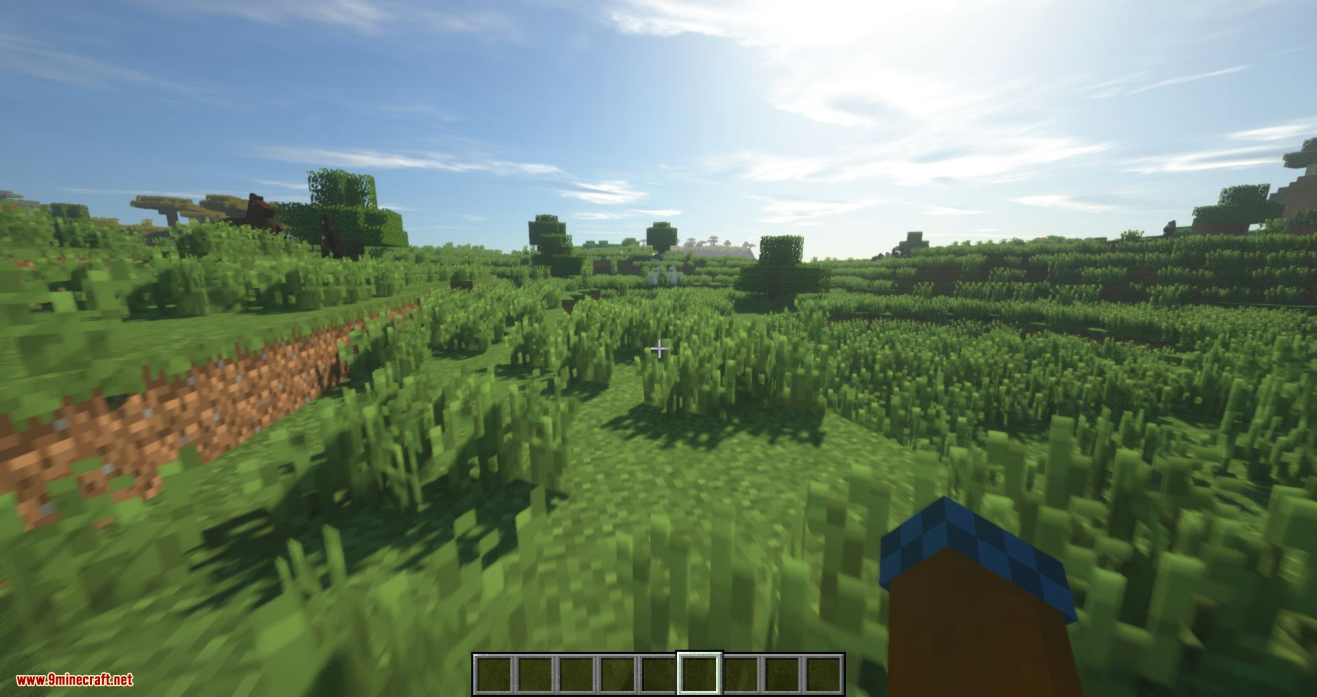 Custom FOV mod for minecraft 09