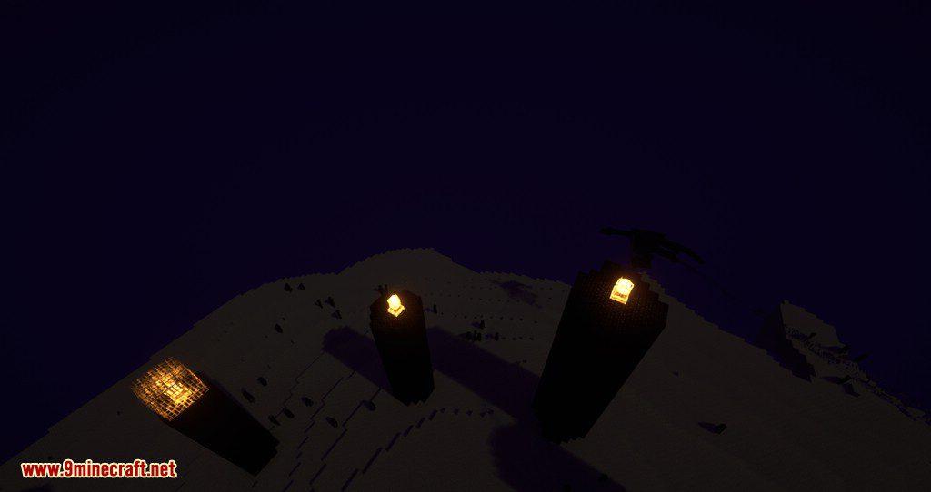 Dragon Drop Elytra mod for minecraft 02