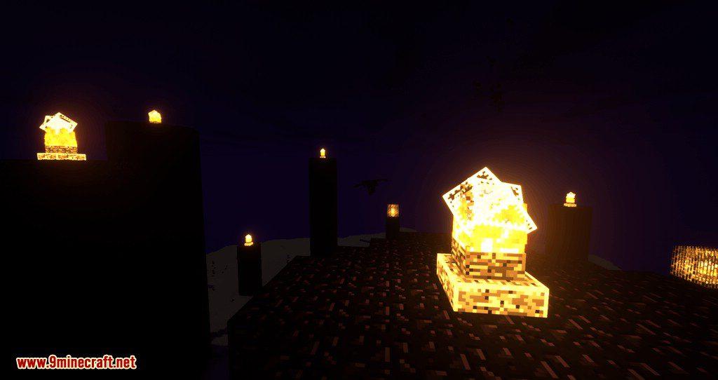 Dragon Drop Elytra mod for minecraft 03