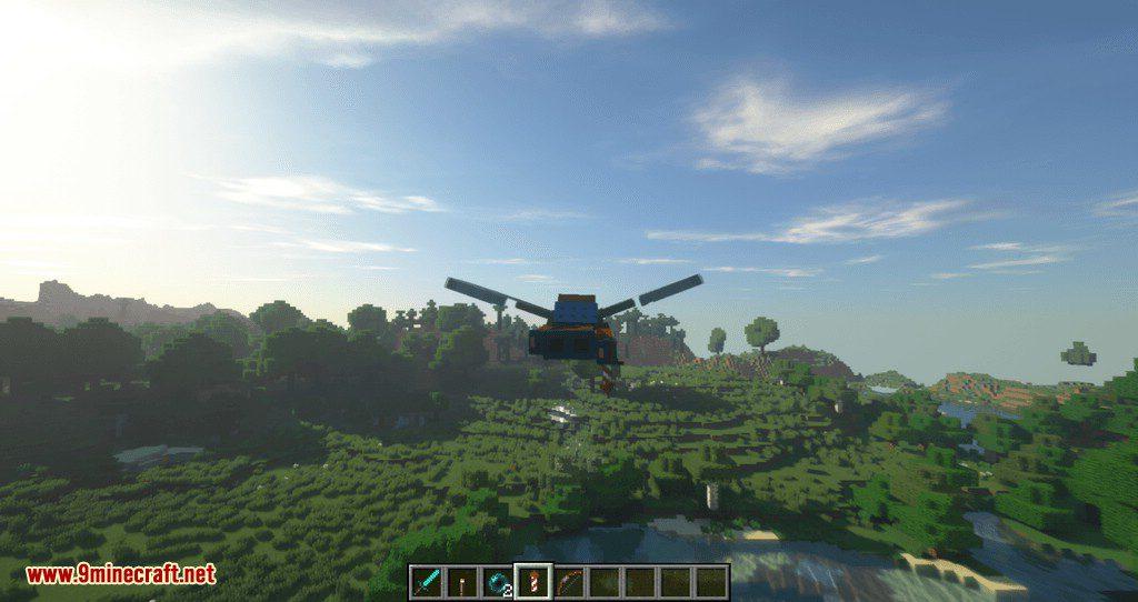 Dragon Drop Elytra mod for minecraft 09