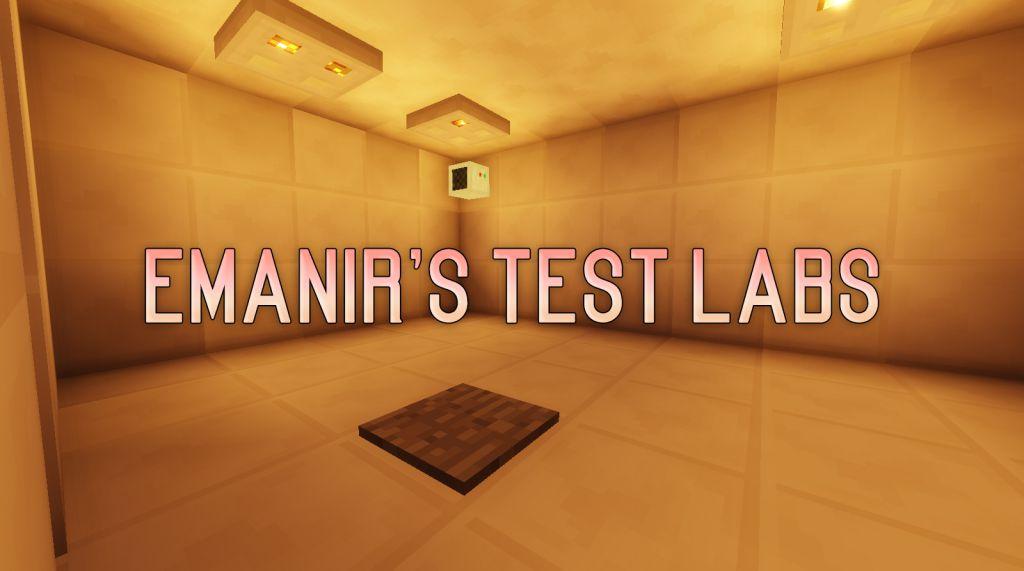Emanir's Test Labs Map Thumbnail