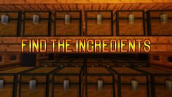Find the Ingredients Map Thumbnail