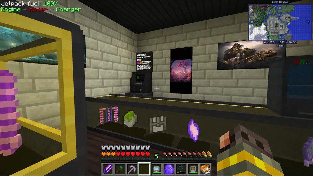FoolCraft 3 mod for minecraft 12