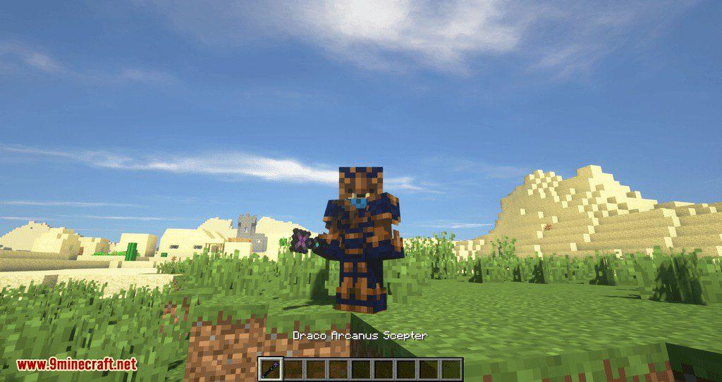 Forbidden and Arcanus mod for minecraft 06