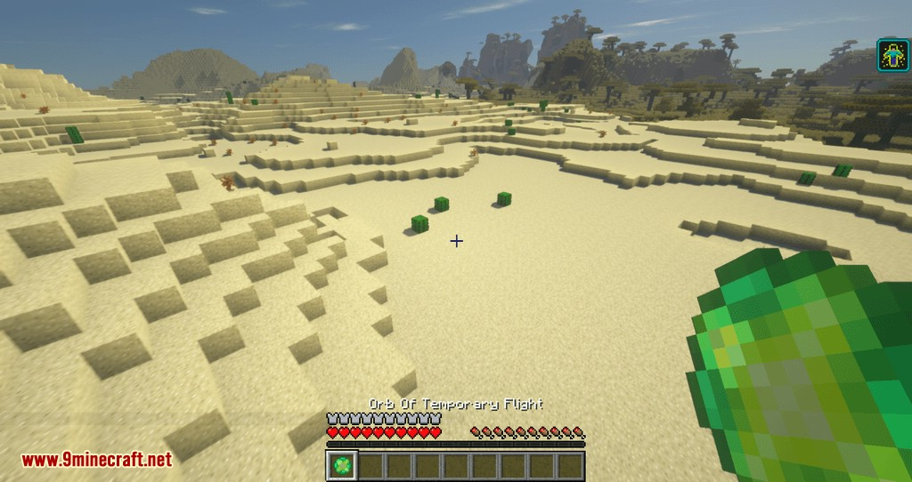 Forbidden and Arcanus mod for minecraft 09