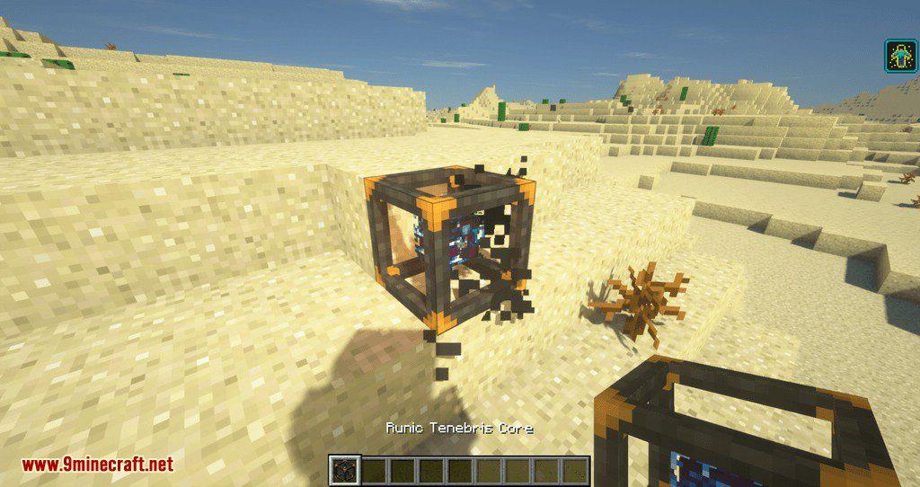Forbidden and Arcanus mod for minecraft 10