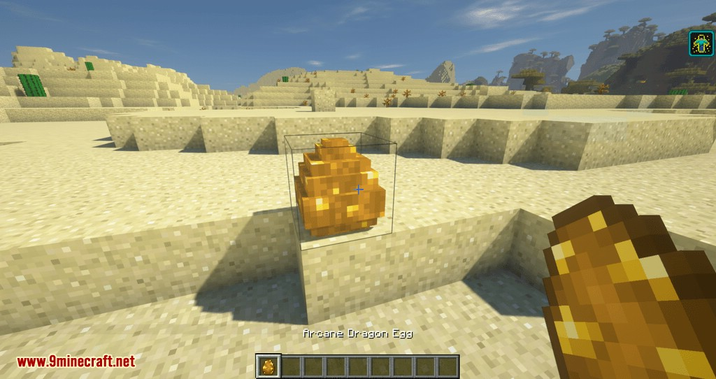 Forbidden and Arcanus mod for minecraft 11
