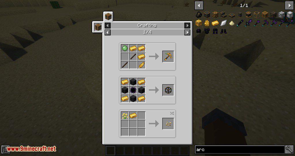 Forbidden and Arcanus mod for minecraft 14