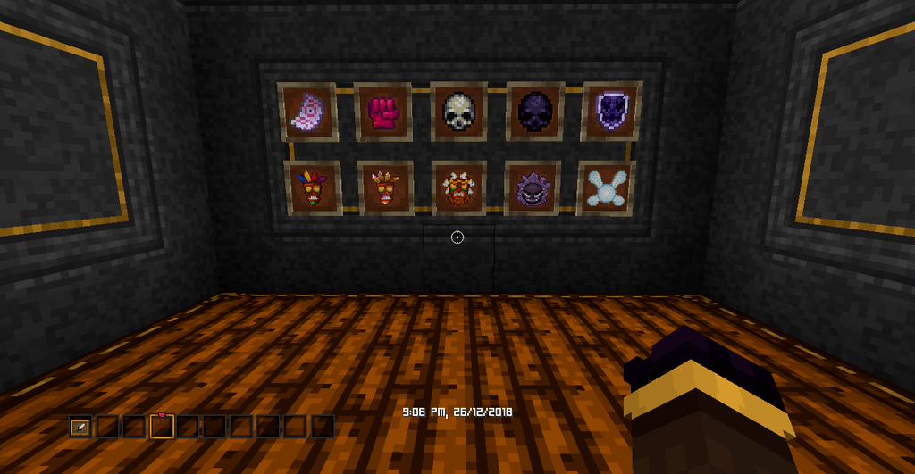 Forbidden and Arcanus mod for minecraft 21