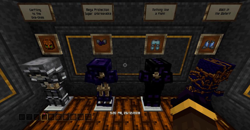 Forbidden and Arcanus mod for minecraft 22