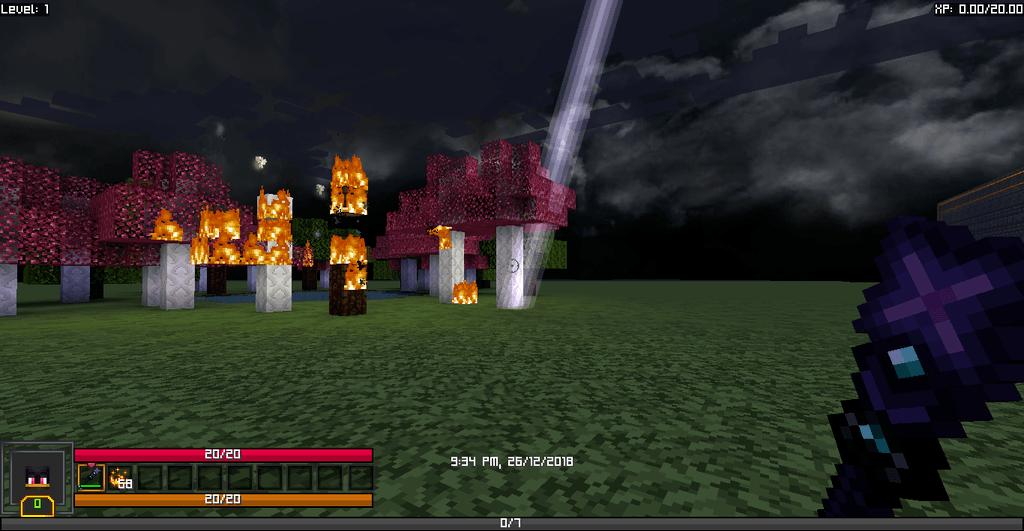 Forbidden and Arcanus mod for minecraft 24
