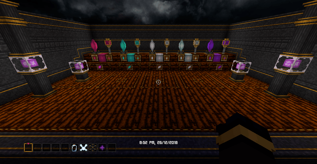 Forbidden and Arcanus mod for minecraft 26