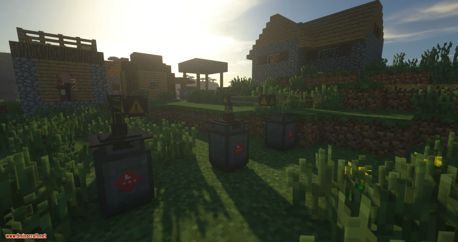 Gas Conduits mod for minecraft 07