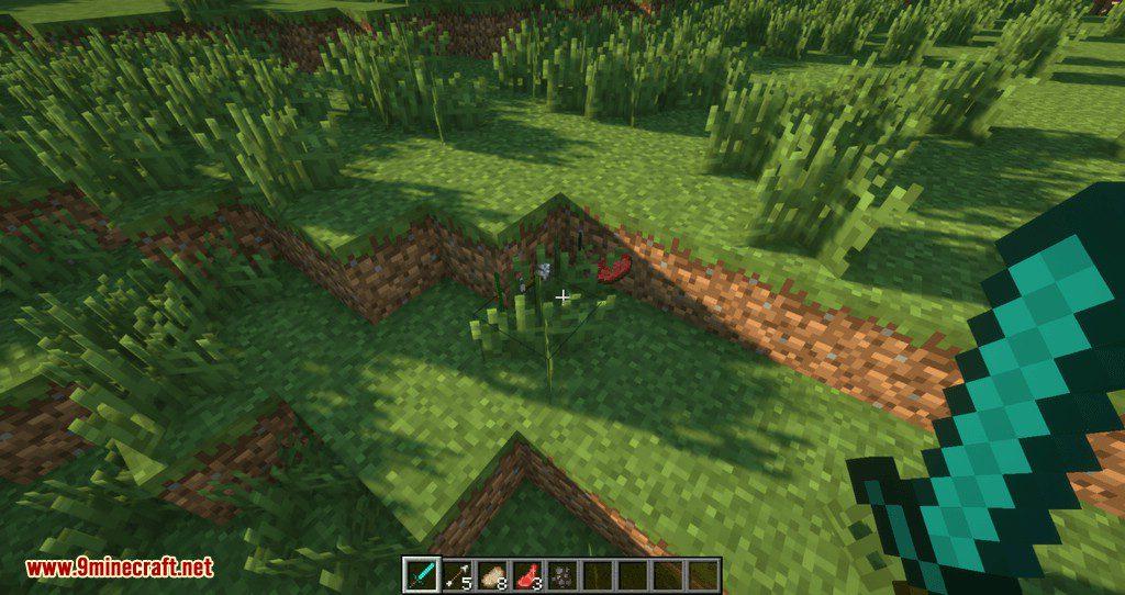 Hunter Illager mod for minecraft 10