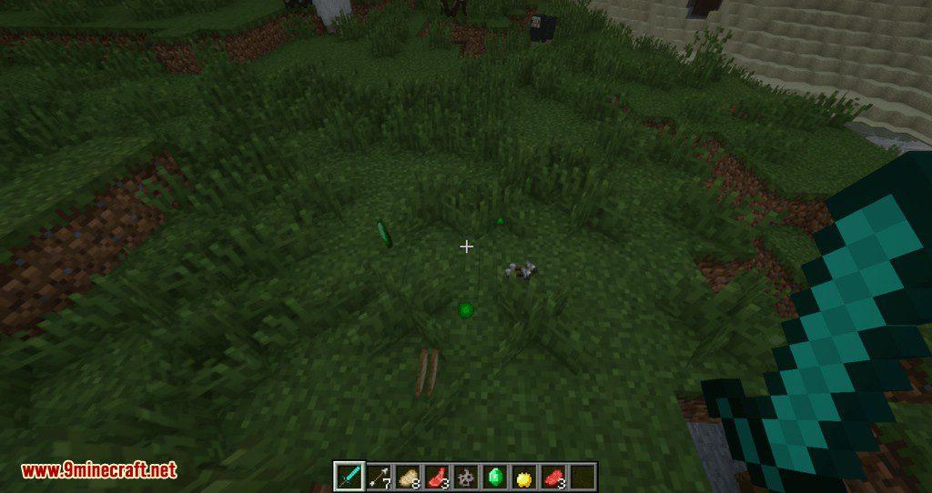 Hunter Illager mod for minecraft 11