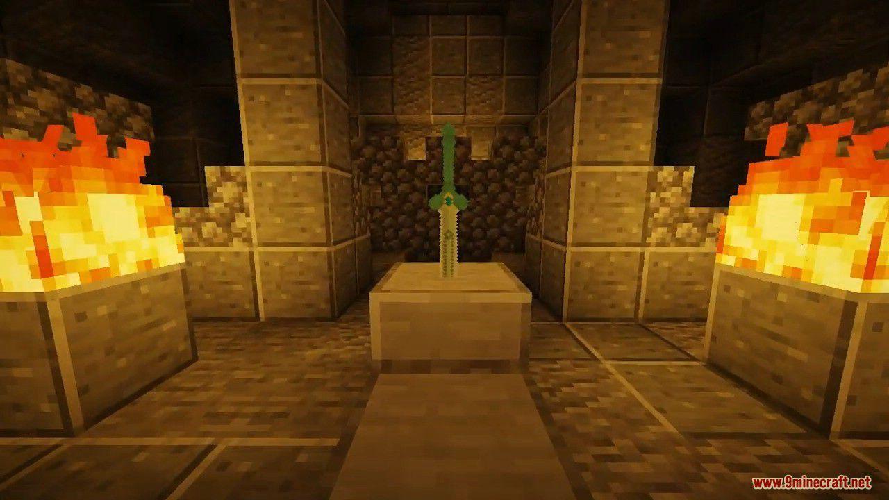 MasterCraft Swords Resource Pack Screenshots 1