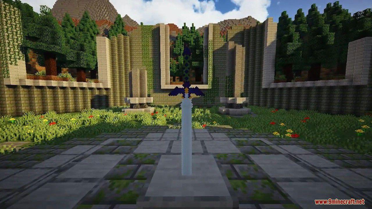 MasterCraft Swords Resource Pack Screenshots 3