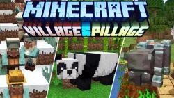Minecraft 1.14 Pre-Release