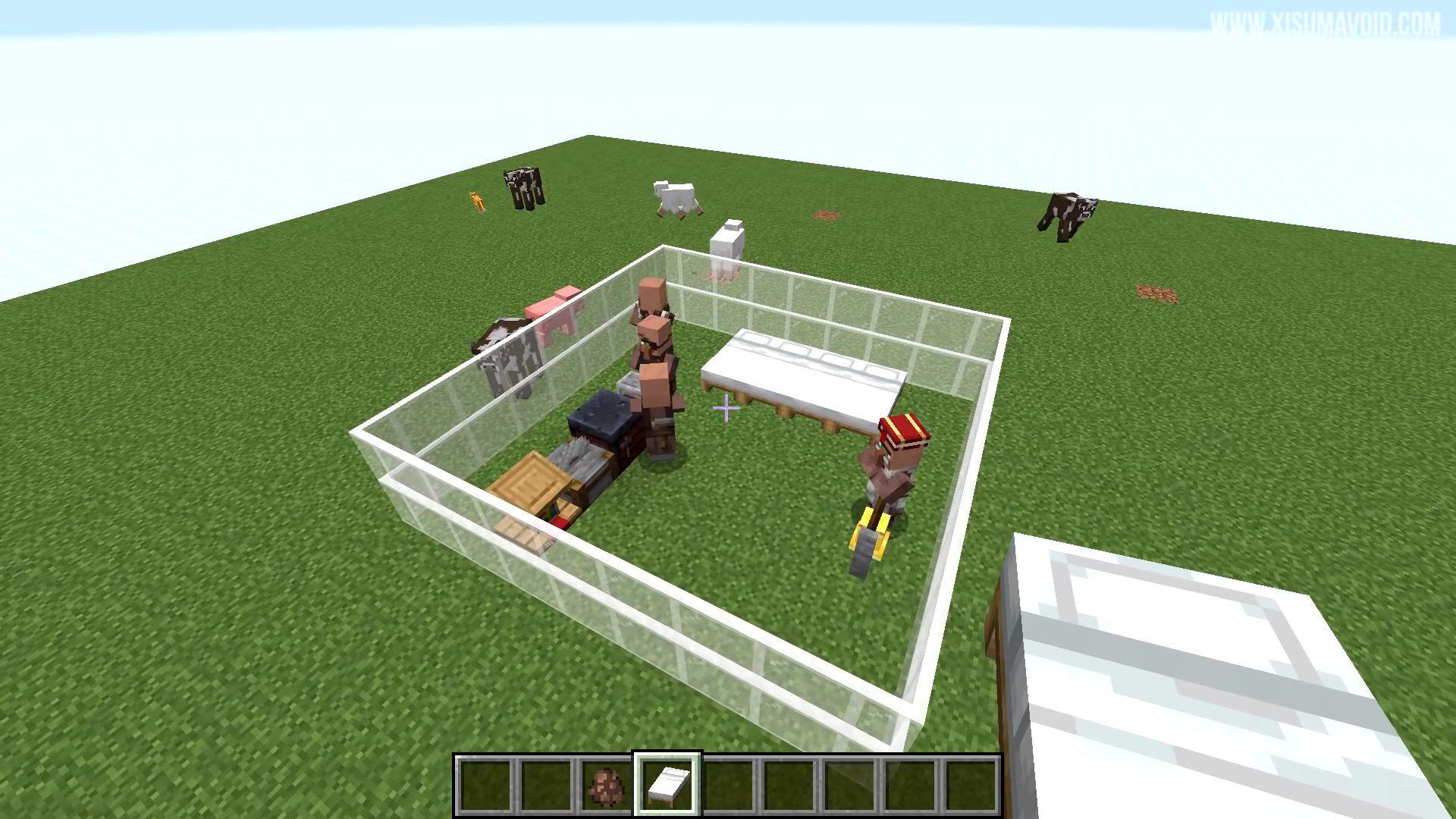Minecraft 1.14 Pre-Release Screenshots 3