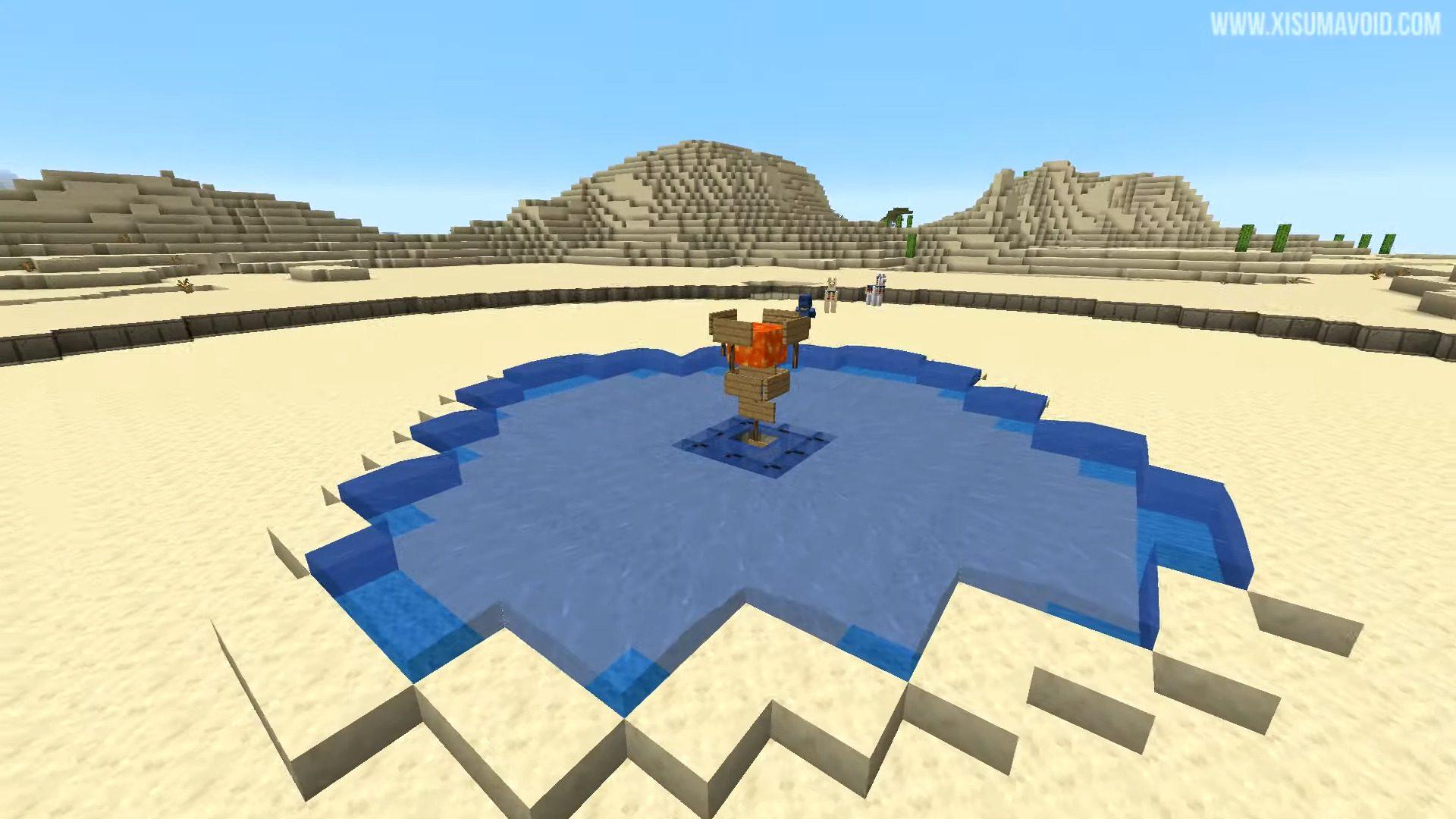 Minecraft 1.14 Pre-Release Screenshots 4