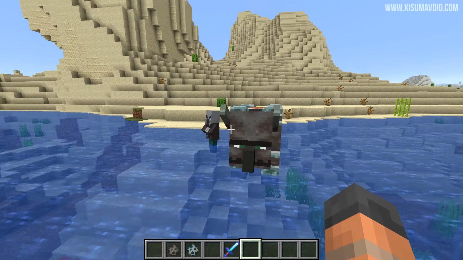 Minecraft 1.14 Pre-Release Screenshots 6