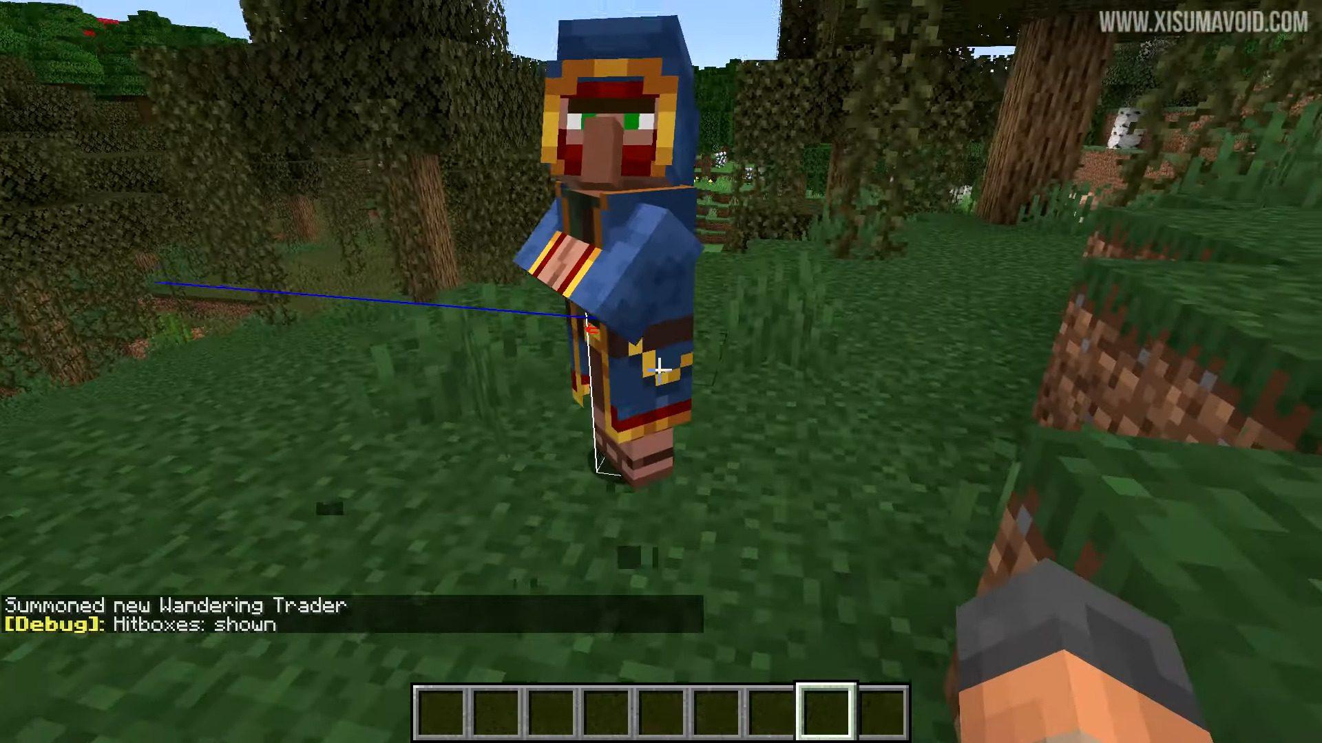 Minecraft 1.14 Pre-Release Screenshots 9