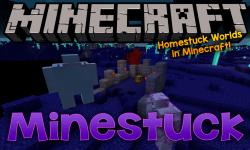 Minestuck mod for minecraft logo