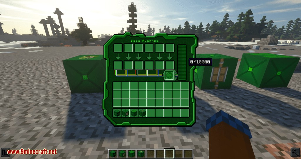 PlantTech 2 mod for minecraft 04