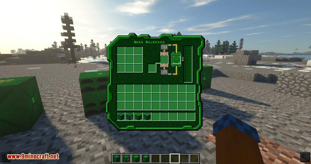 PlantTech 2 mod for minecraft 06