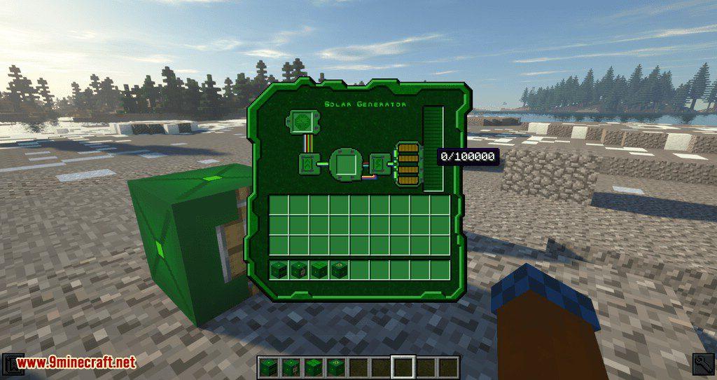 PlantTech 2 mod for minecraft 07