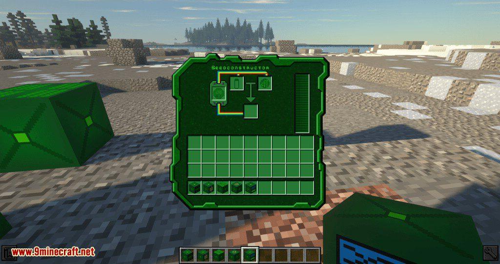 PlantTech 2 mod for minecraft 08