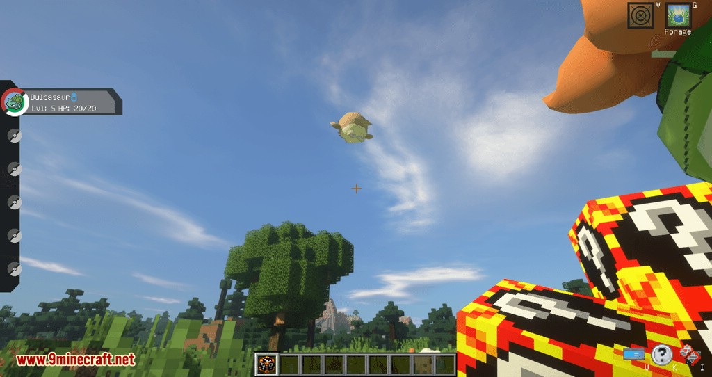 Poke Lucky mod for minecraft 05