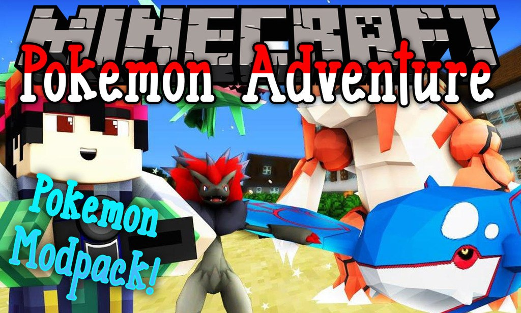 Pokemon Adventure Modpacks 1 10 2 (Will You Catch Them All
