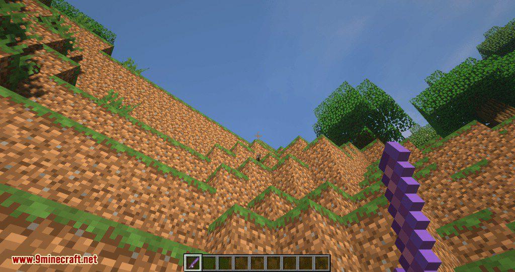 Random Enchants mod for minecraft 02