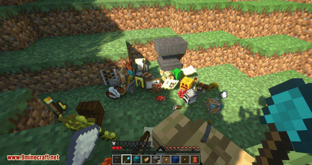 Random Enchants mod for minecraft 06