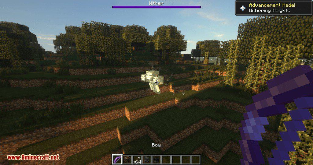 Random Enchants mod for minecraft 11