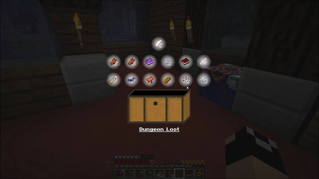 Roguelike Adventures and Dungeons mod for minecraft 03
