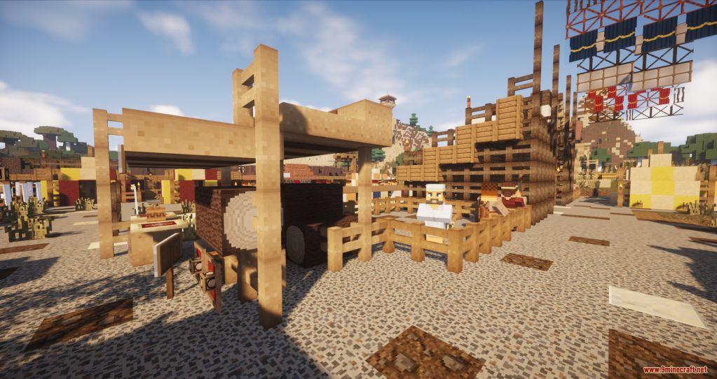 RomeCraft Iberia Resource Pack Screenshots 10