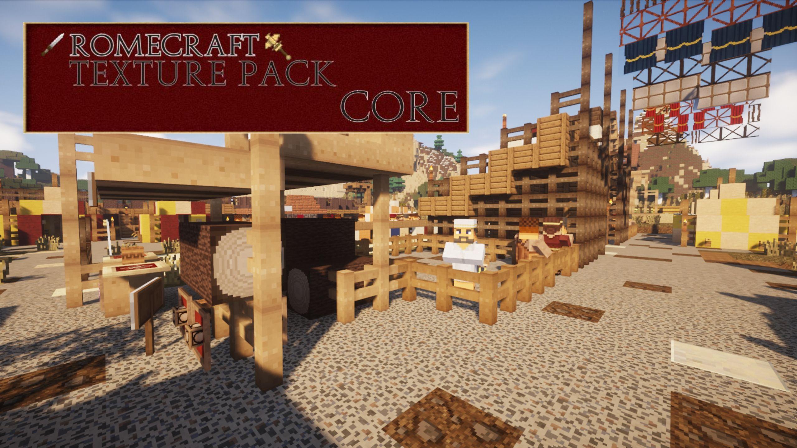 RomeCraft Iberia Resource Pack