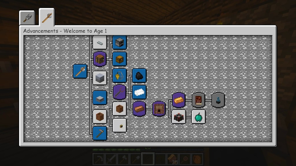 SevTech Ages mod for minecraft 07