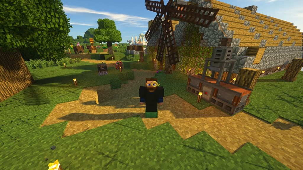 SevTech Ages mod for minecraft 15
