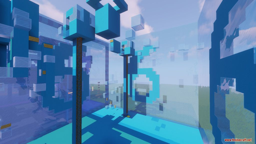 Simplistic Parkour 3 Map Screenshots (10)