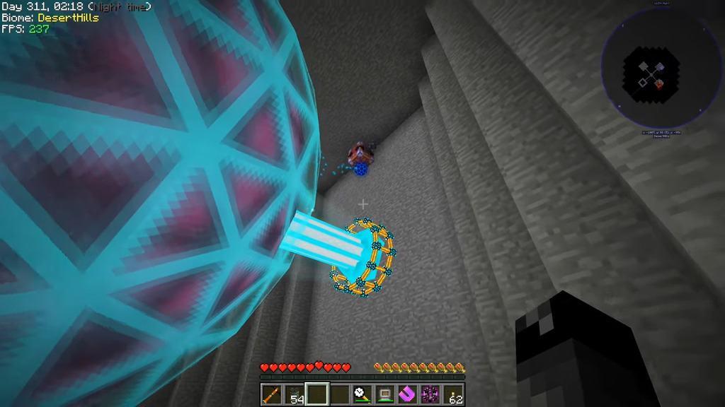 StoneBlock mod for minecraft 16