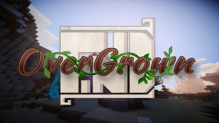 The Find Overgrown Resource Pack