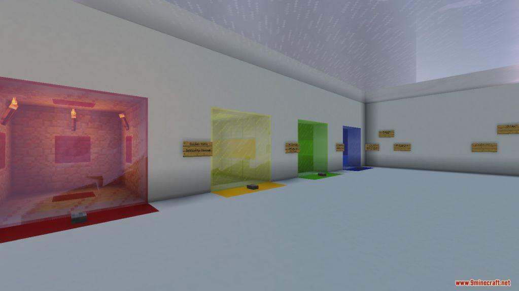 Twisted Corridors Map Screenshots (1)