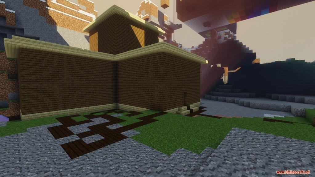 Twisted Corridors Map Screenshots (11)