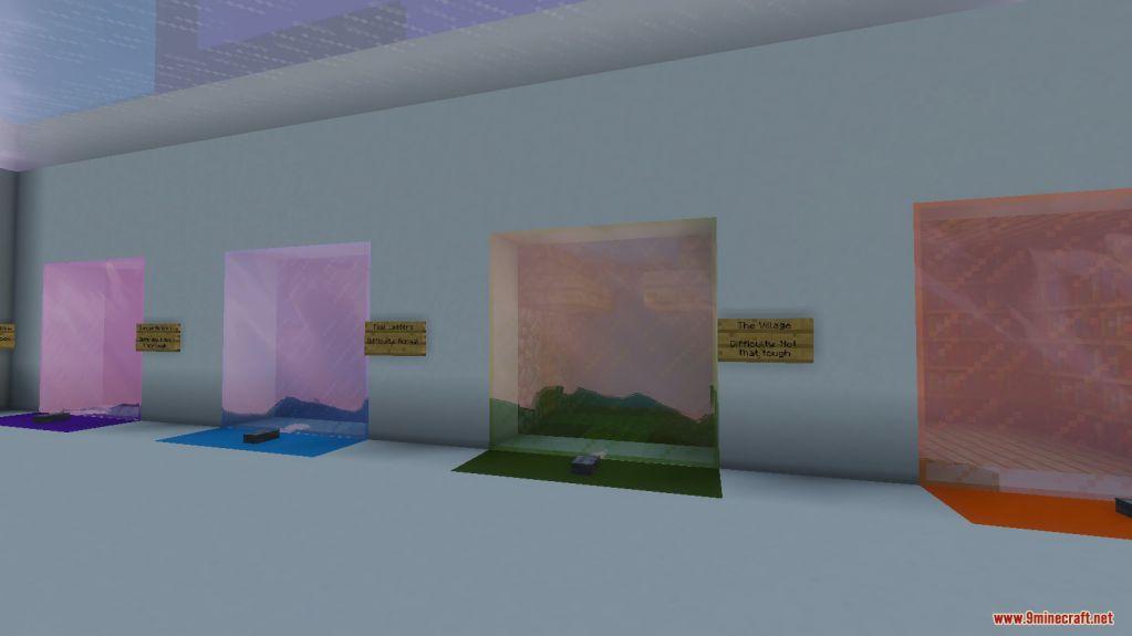 Twisted Corridors Map Screenshots (2)