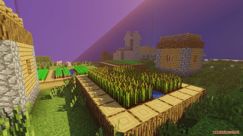 Twisted Corridors Map Screenshots (5)
