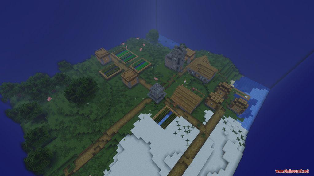Twisted Corridors Map Screenshots (6)